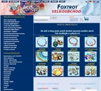 Чешская бижутерия Foxtrot